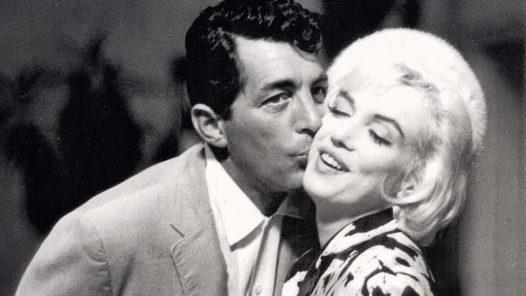 Marilyn Monroe & Dean Martin