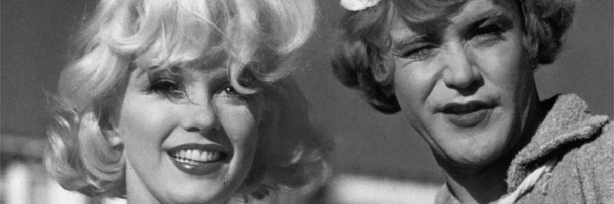 Marilyn Monroe & Jack Lemmon
