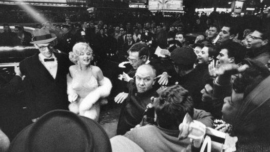 Michael Selsman & Marilyn Monroe